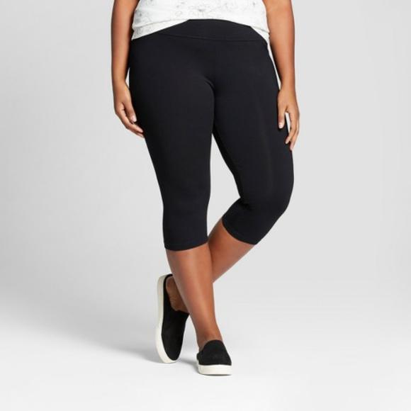 223ad1f75e7 ava and viv Pants - Capri Leggings from Ava   Viv plus size